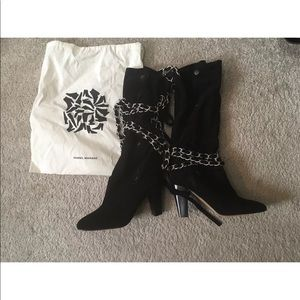 Isabel Marant Chain Booties